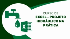 Excel - Projeto Hidráulico NA PRÁTICA