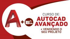 AutoCAD 2D Completo + Vendendo o Seu Projeto
