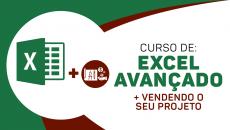 Excel Avançado + Vendendo o Seu Projeto