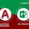 AutoCAD Avançado + Ms Project Completo