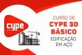 Cype 3D - Edificação em Aço (Básico)