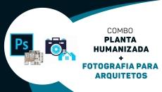 Planta Humanizada + Fotografia para arquitetos