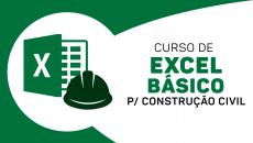 Excel Básico p/ Construção Civil
