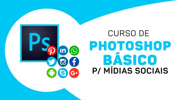 Photoshop para Mídias Sociais (Básico)