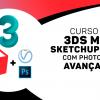 3DS Max + Sketchup + Vray