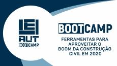 Bootcamp - ferramentas para aproveitar o boom da construção civil em 2020