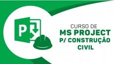 Ms Project p/ Construção civil