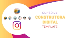 Construtora Digital - Template -