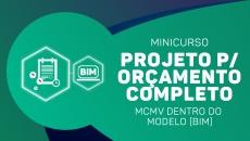 Projeto/ORÇAMENTO COMPLETO - MCMV (BIM)