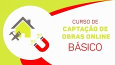 CAPTAÇÃO DE OBRAS ONLINE BÁSICO
