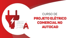 Projeto Elétrico Comercial - Autocad