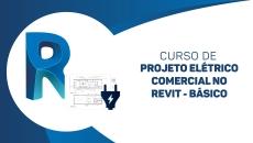 Projeto Elétrico comercial REVIT - básico