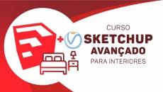 SketchUP + Vray p/ Interiores Avançado
