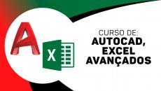 AutoCAD Avançado + Excel Avançado 2.0